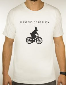 "MASTERS OF REALITY ""Sufferbus"" T-Shirt NATURE - M"