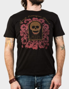 "MARK LANEGAN ""Blues Funeral"" T-Shirt BLACK - M"
