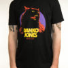 "DANKO JONES ""Wild Cat"" T-Shirt BLACK"