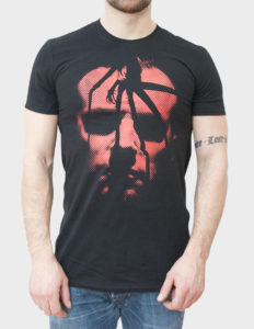 "TREMONTI ""Creature Face"" T-Shirt BLACK - M"
