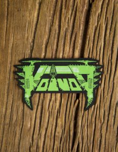 "VOIVOD ""Killing Technology"" Patch GREEN"