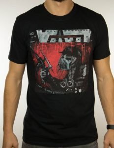 "VOIVOD ""War and Pain"" T-Shirt BLACK - S"