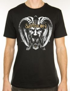 "SATYRICON ""Now Diabolical"" T-Shirt BLACK - 2XL"