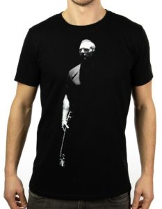 "TREMONTI ""silhoutte"" T-Shirt BLACK - XL"