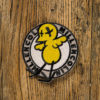 "MILLENCOLIN ""Bird"" Patch  BLACK"
