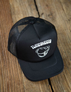 "TURBONEGRO ""Erection"" Trucker-Cap BLACK"