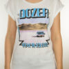 "DOZER ""StayInSchool"" Girl Shirt WHITE"