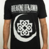 "BREAKING BENJAMIN ""dark before dawn"" T-Shirt BLACK"