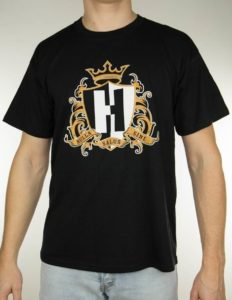 "THE HIVES ""Shield"" T-Shirt BLACK - S"