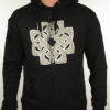"BREAKING BENJAMIN ""foiled"" Zip-Hooded BLACK"