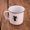 "LO-FI ""Doom Jumper"" Mug WHITE/BLACK"