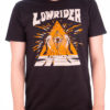 "LOWRIDER ""Triangle"" T-Shirt BLACK"