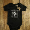 "THE HIVES ""Nulla Salus Handwritten"" Baby Body BLACK"